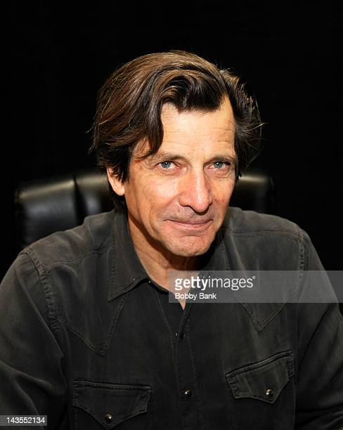 Dirk Benedict attends the 2012 Chiller Theatre expo at the Parsippany Hilton on April 28 2012 in Parsippany City