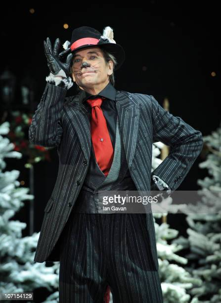 Dirk Benedict attends the First Family Entertainment Pantomime photocall at the Piccadilly Theatre on November 26 2010 in London England