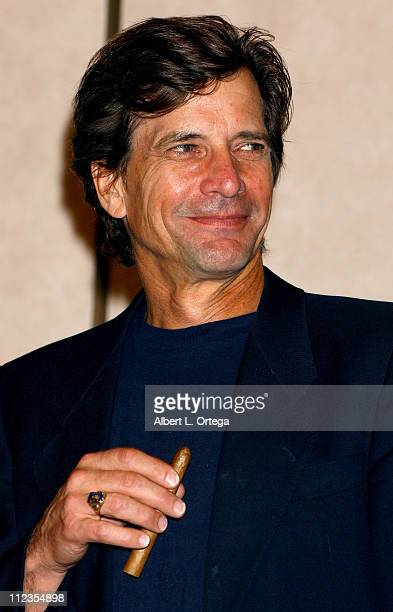 """Dirk Benedict during 2003 Galacticon Celebrating the 25th Anniversary of """"Battlestar Galactica"""" - Day One at The Universal Sheraton Hotel in..."""