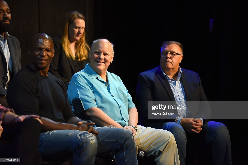 Dirk Blocker attends Universal Television's FYC @ UCB 'Brooklyn Nine-Nine' at UCB Sunset Theater on June 13, 2018 in Los Angeles, California.