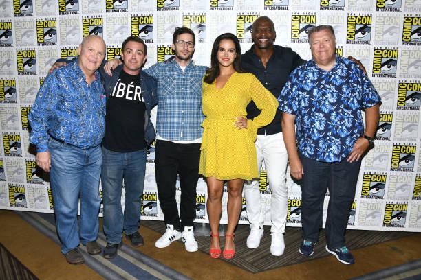 "CA: 2019 Comic-Con International - ""Brooklyn Nine-Nine"" Photo Call"