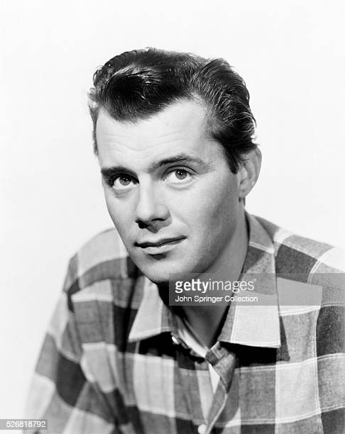 Dirk Bogarde as he appeared as Dr Simon Sparrow the lead in Doctor at Sea