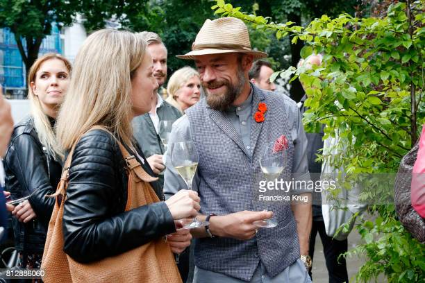 Dirk Gueldner attends the 'Krug Kiosk' Event on July 11 2017 in Hamburg Germany