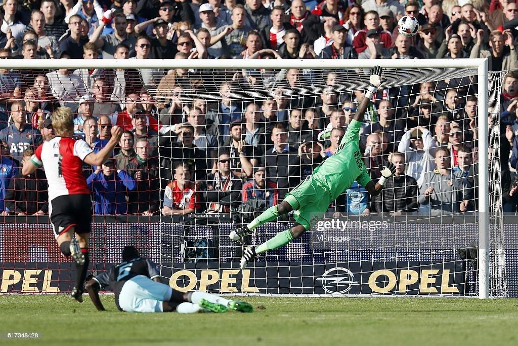 """Dutch Eredivisie""""Feyenoord v Ajax"""" : News Photo"""
