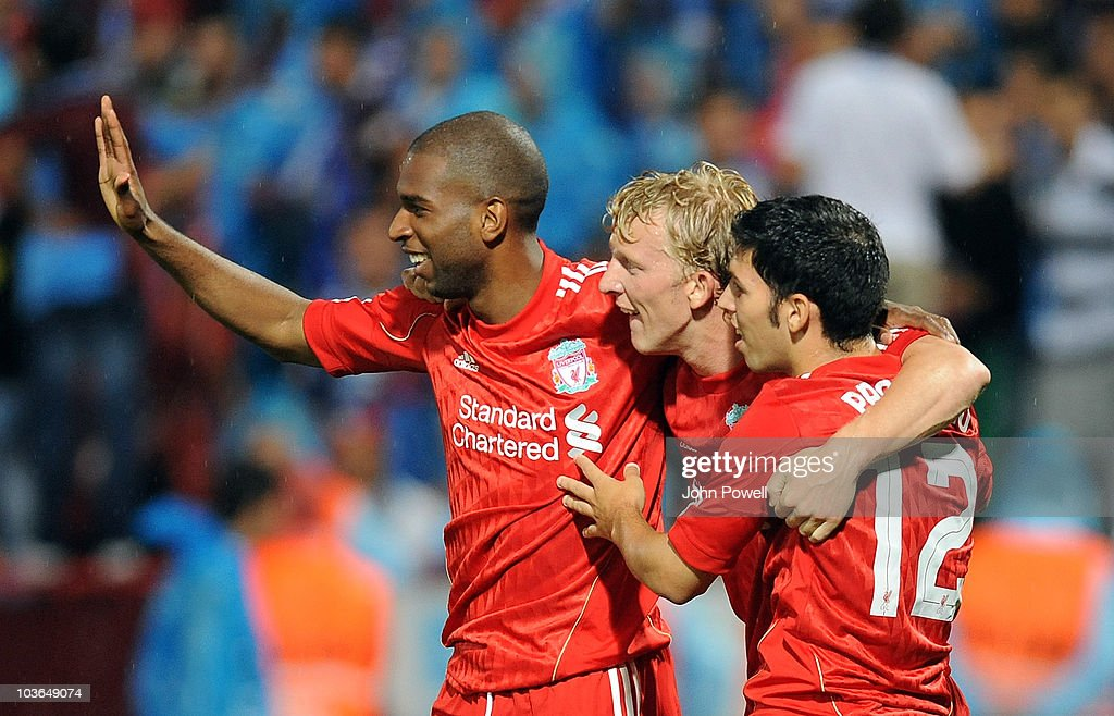 Trabzonspor v Liverpool - UEFA Europa League Play Off