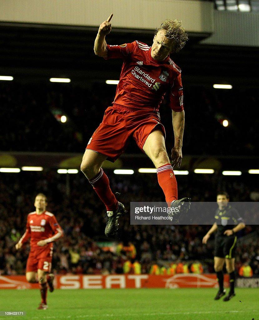 Liverpool v Sparta Prague - UEFA Europa League : News Photo