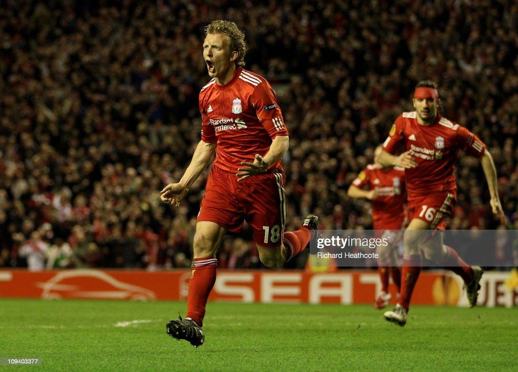 Liverpool v Sparta Prague - UEFA Europa League