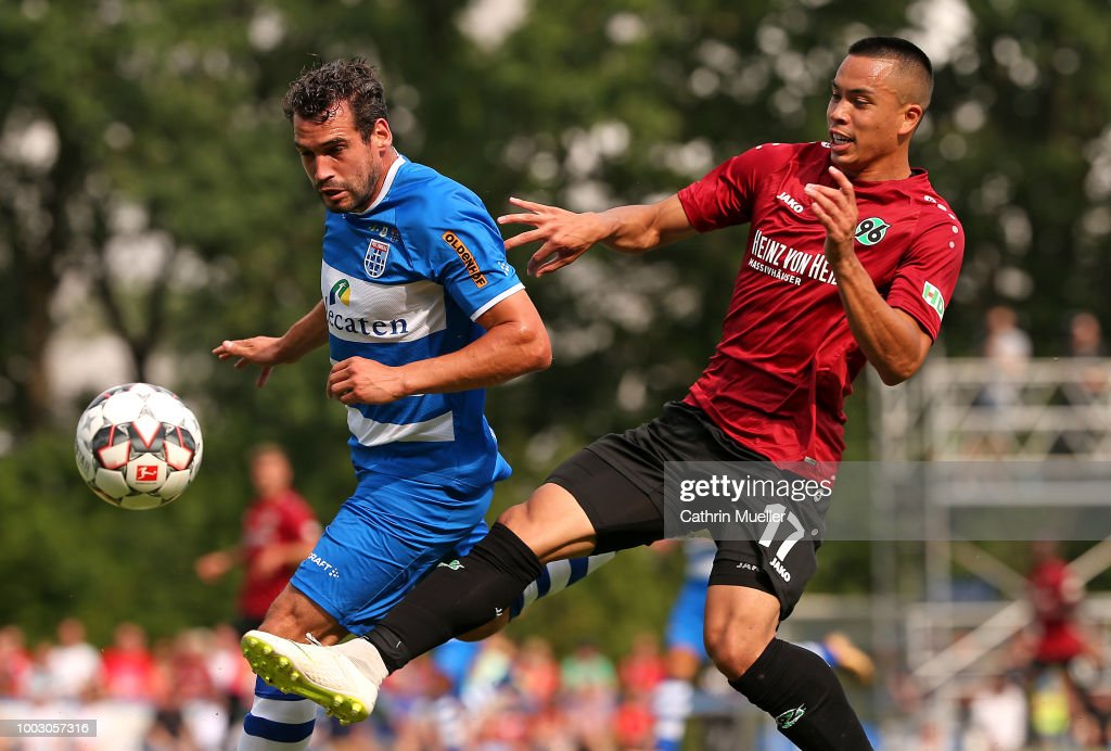Hannover 96 v PEC Zwolle - Pre Season Friendly Match