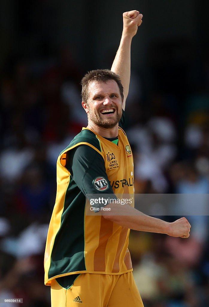 Sri Lanka v Australia - ICC T20 World Cup