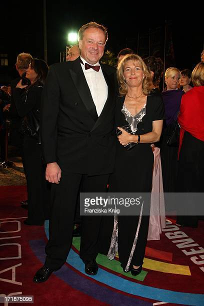Dirk Niebel and wife Andrea When The Star Ball The Rosengarten in Mannheim