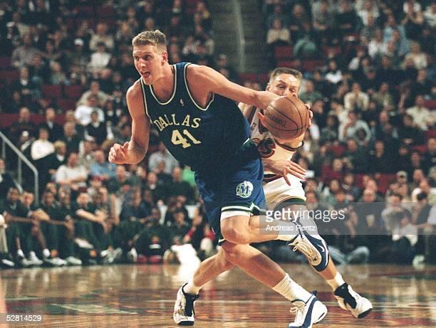 88 Dirk NOWITZKI /Dallas Detlef SCHREMPF/Seattle