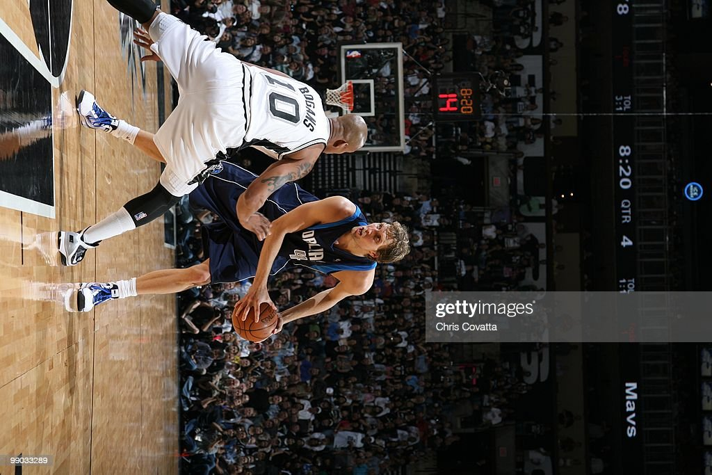 Dallas Mavericks v San Antonio Spurs, Game 6