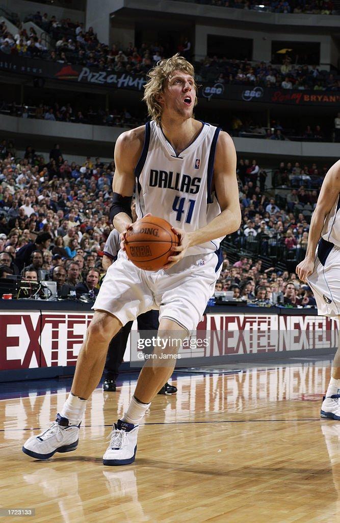 Dirk Nowitzki Bucks