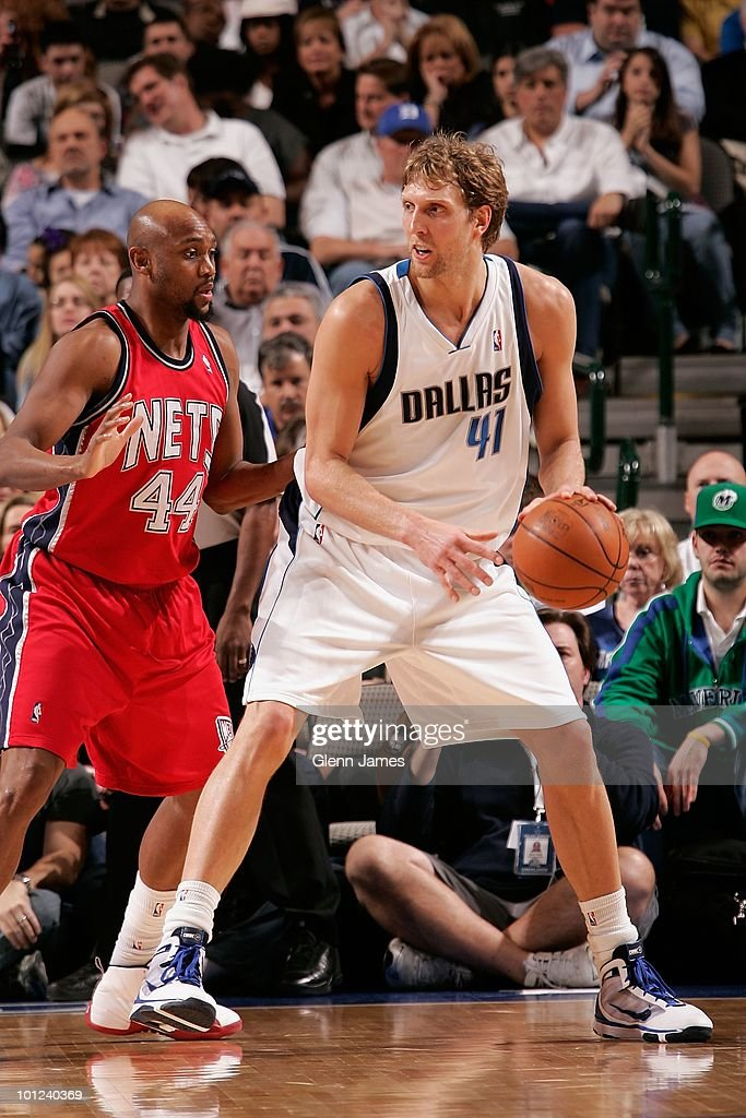 New Jersey Nets v Dallas Mavericks
