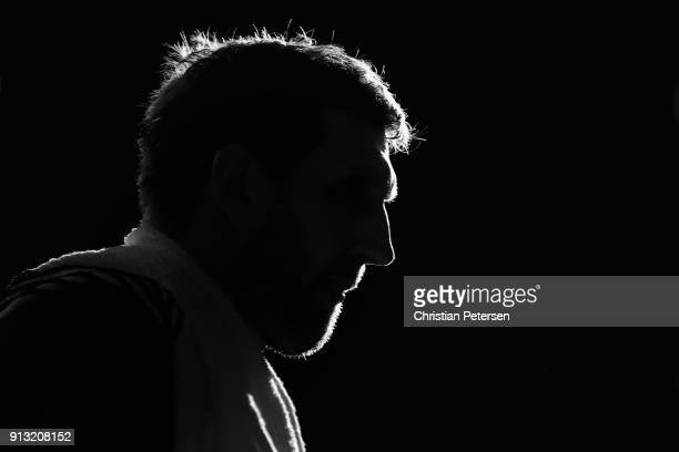 Dirk Nowitzki of the Dallas Mavericks stands on the court during a timeout from the second half of the NBA game against the Phoenix Suns at Talking...