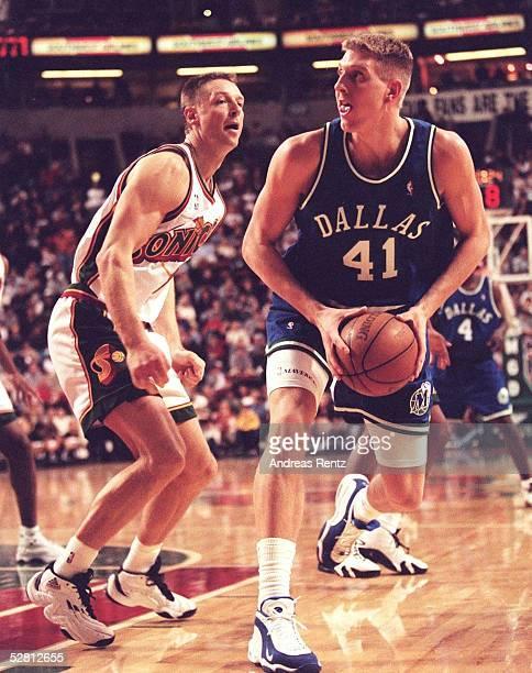 88 Dirk NOWITZKI/Dallas Detlef SCHREMPF/Seattle