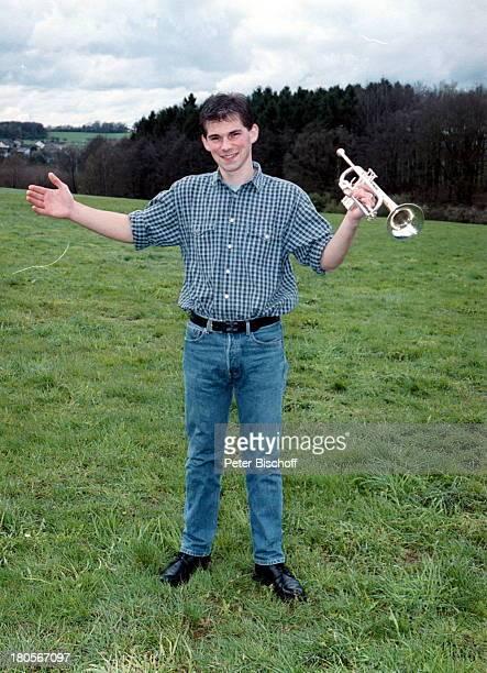 Dirk Schiefen Homestory BuchholzIrmeroth bei Köln Trompete Musiker