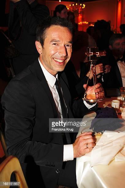 Dirk Steffens Bei Der Aftershowparty Der 46 Goldenen Kamera In Der UllsteinHalle In Berlin