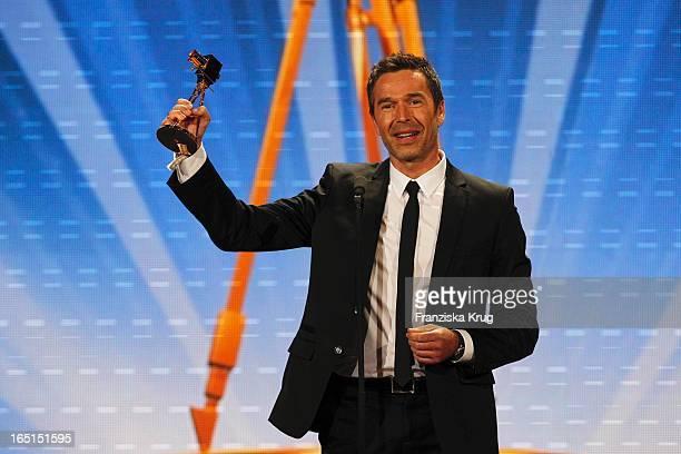 Dirk Steffens Bei Der Verleihung Der 46 Goldenen Kamera In Der UllsteinHalle In Berlin