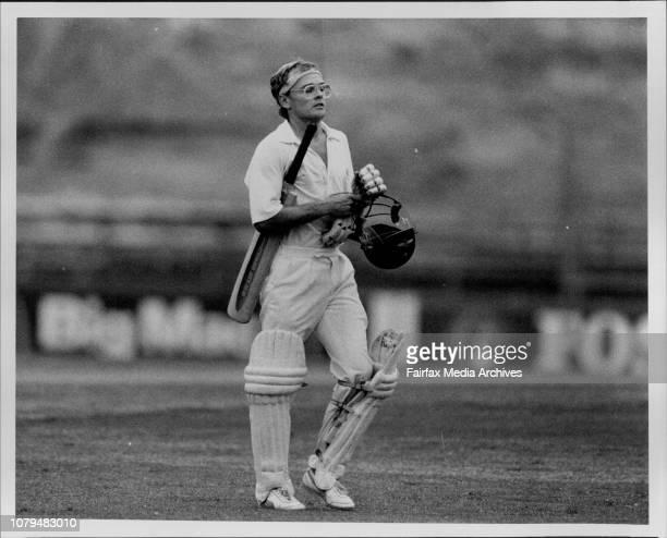 Dirk Wellham March 18 1986