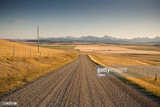 dirt road on the farm - dirt track stock pictures, royalty-free photos & images