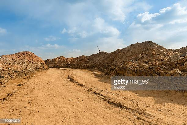 dirt road - extreme terrain stock pictures, royalty-free photos & images