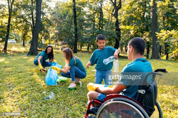 dirty and polluted nature - disability collection stock pictures, royalty-free photos & images