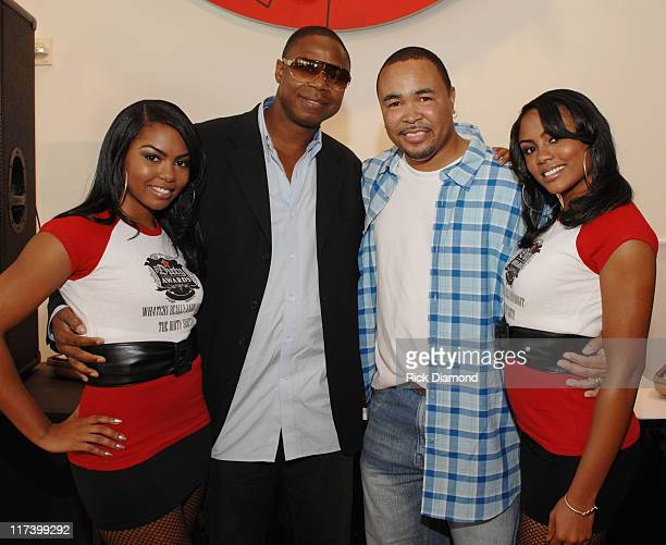 Dirty Awards Girls Doug E Fresh and King Arthur of Radio One