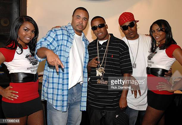 Dirty Awards Girls King Arthur of Radio One Yo Gotti and Guest
