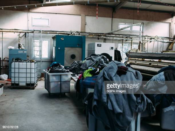 Dirty clothes waiting to be washed Dirty Girls of Lesbos is a volunteer group born in September 2015 by the idea of Alison TerryEvans The volunteer...