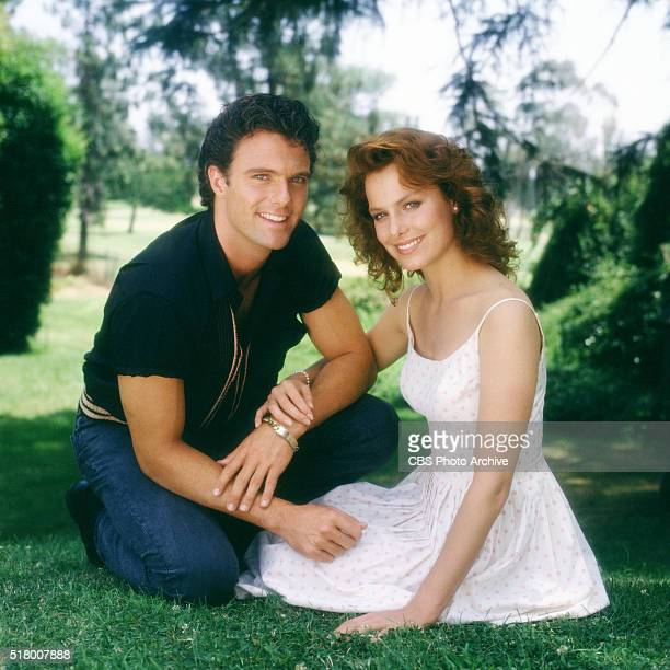 Dirty Dancing the CBS television series featuring Patrick Cassidy and Melora Hardin Image dated Mach 1 1988