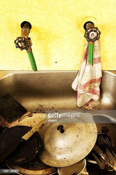 Dirty Geschirr