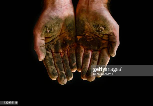 dirty hands - condition stock pictures, royalty-free photos & images