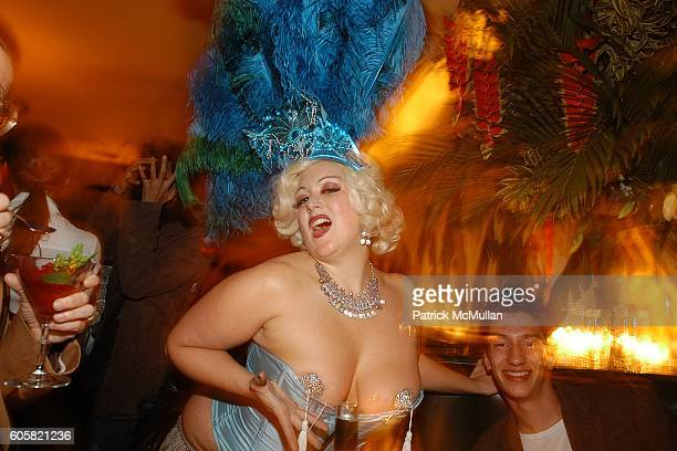 Dirty Martini attends PAPER MAGAZINE Hosts Dinner for Pedro Almodovar at Indochine on October 5 2006 in New York City
