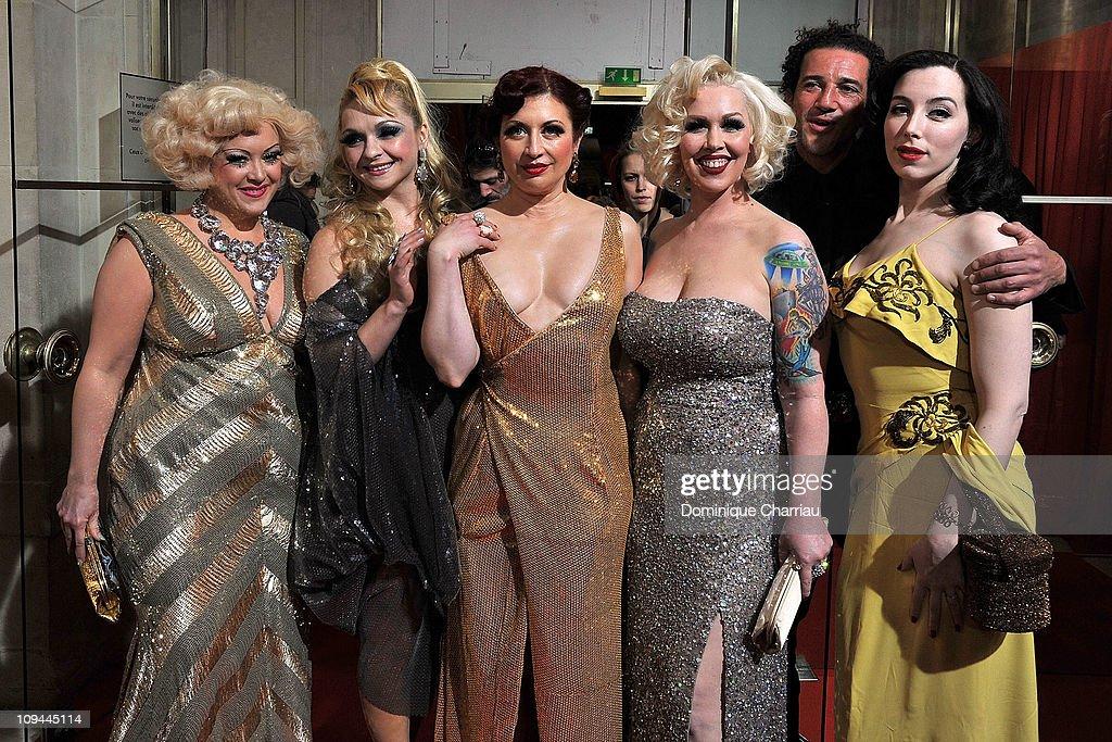 Cocktail Arrivals - Cesar Film Awards 2011