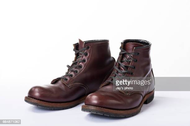 Dirty old boot