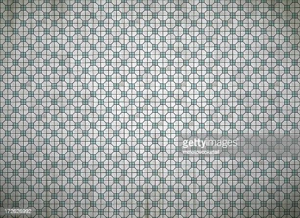 dirty tiled background