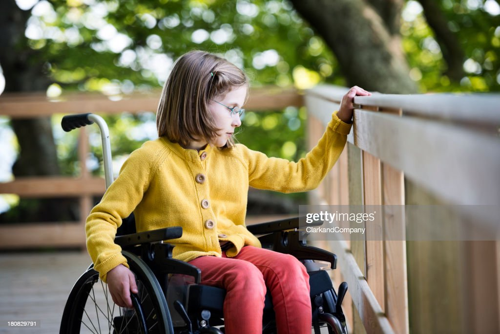 Disability : Stock Photo