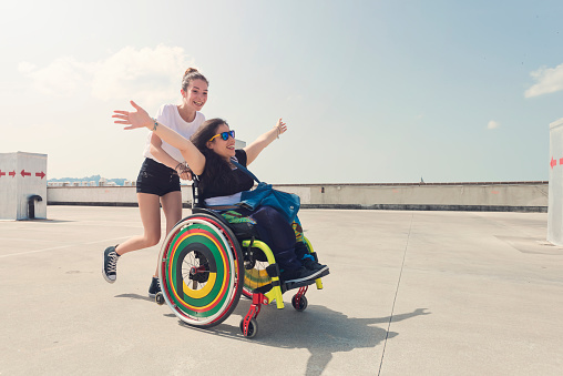 Disability - gettyimageskorea