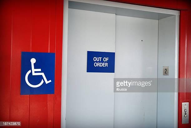 Disable elevator problem