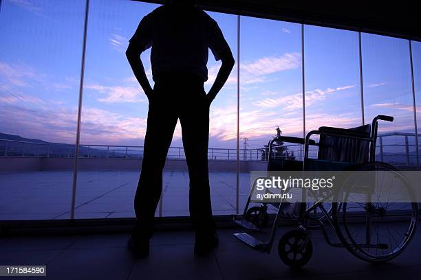 disabled person - chairperson stock pictures, royalty-free photos & images