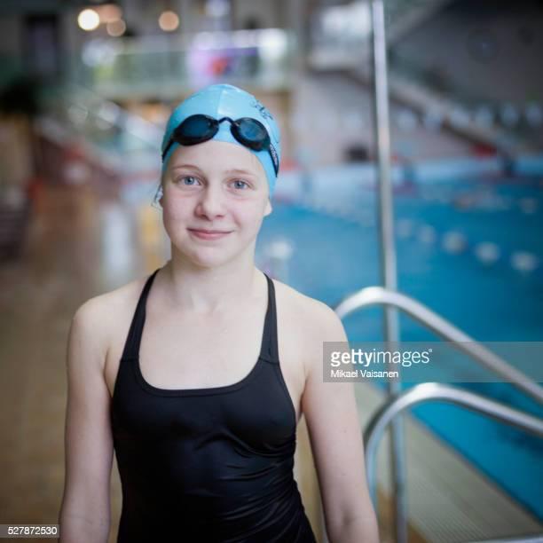 disabled swim training