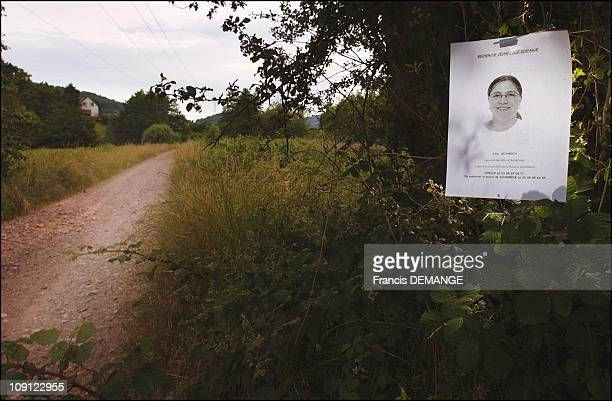 Disappearance Of Julie 14 Years Near To Schirmeck On February 6 2006 In France Julie disappeared in the Evening of Friday August 24 2004 between Russ...