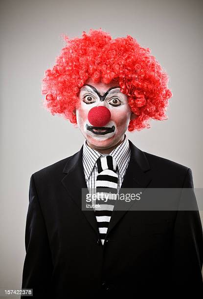 Disappointed Clown
