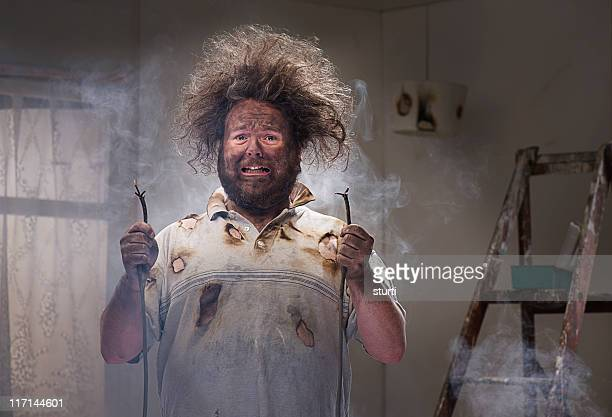 diy disaster - humour stock pictures, royalty-free photos & images
