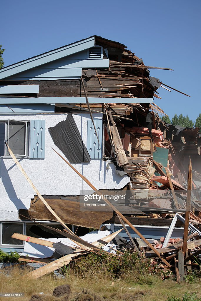 Disaster : Stock Photo