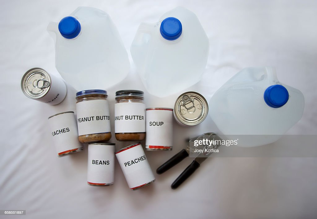 Disaster Preparedness  : Stock Photo