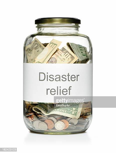 Disaster relief donation