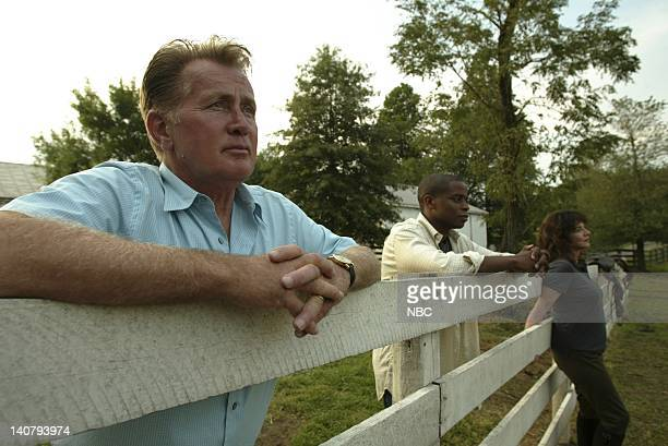 WING 'Disaster Relief' Episode 6 Aired Pictured Martin Sheen as President Josiah 'Jed' Bartlet Dule Hill as Charlie Young Stockard Channing as Abbey...