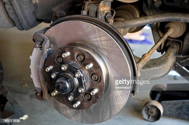 Disc Brake Wheel Hub